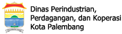 Disperindagkop Palembang