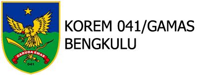 Korem 041/Gamas Bengkulu